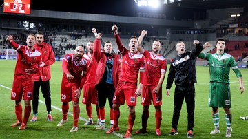 2015-11-19 Puchar Polski: Cracovia - Zagłębie Sosnowiec 0:2. Skrót meczu