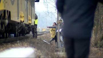 Matka i jej półroczne dziecko zginęli potrąceni przez pociąg