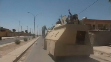 04-06-2017 18:57 Syryjska armia odbiła grupie IS strategiczną miejscowość w prowincji Aleppo