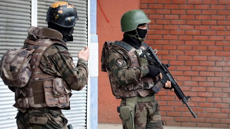 Turcja: oddziały antyterrorystyczne weszły do 32 miejsc. Zatrzymano 20 osób