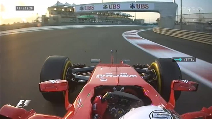 Vettel śpiewa