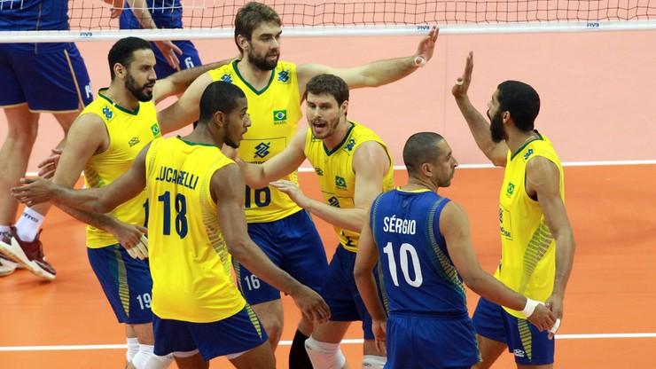 Liga Światowa: Brazylia - USA. Transmisja w Polsacie Sport Extra