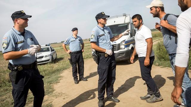 MZS Węgier: Chorwacja zachęca do nielegalnego przekraczania granicy