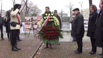 """13-11-2016 15:38 """"Panie Naczelniku, melduję Rozdroże!"""" Kaczyński powitany jak Piłsudski"""