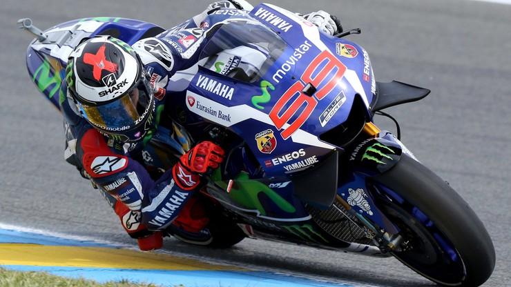MotoGP: Lorenzo szaleje we Francji. Kliknij i oglądaj