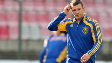 2015-11-28 Szewczenko wzmocni reprezentację Ukrainy na Euro 2016