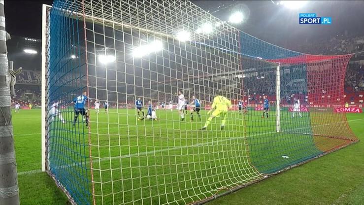 2017-03-20 Górnik Zabrze - Sandecja 2:0. Skrót meczu