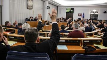 31-12-2015 17:15 Pracowity dzień w Senacie. Zmiany dotyczące ustawy medialnej, sześciolatków i służby cywilnej przyjęte