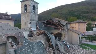 Brak ofiar to cud - trwa usuwanie szkód po trzęsieniu ziemi we Włoszech