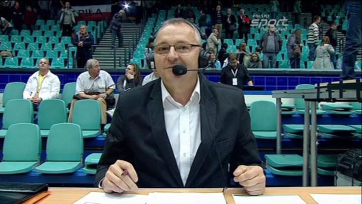 Tomasz Swędrowski: Życzę wszystkim dużo dobrej siatkówki!