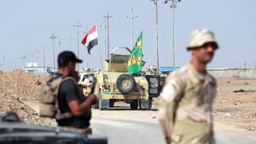 31-10-2016 13:28 Irackie wojska wkraczają do Mosulu od wschodu