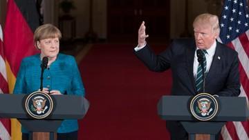 18-03-2017 16:09 Trump: Niemcy są winne NATO ogromne sumy pieniędzy