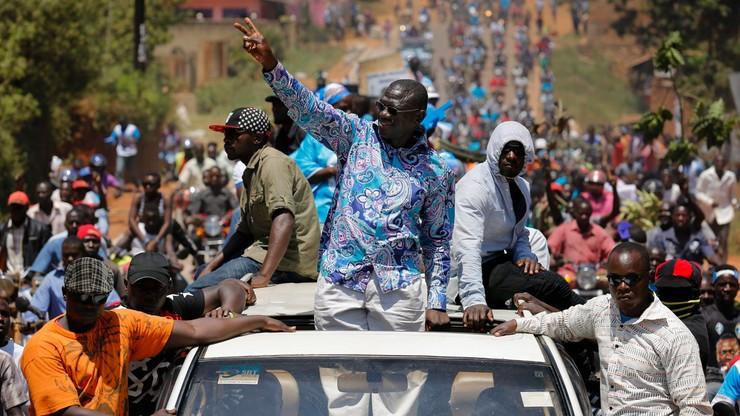 Uganda: przywódca opozycji aresztowany i oskarżony o zdradę