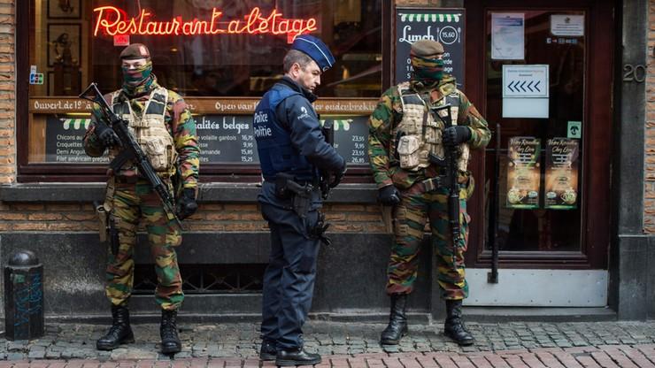 Zatrzymania w Brukseli. Planowano zamachy