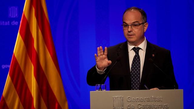 Rzecznik rządu Katalonii: deklaracja niepodległości była symboliczna