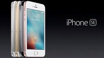21-03-2016 19:29 Apple pokazało nowego iPhone'a SE. Będzie kosztował 2149 zł