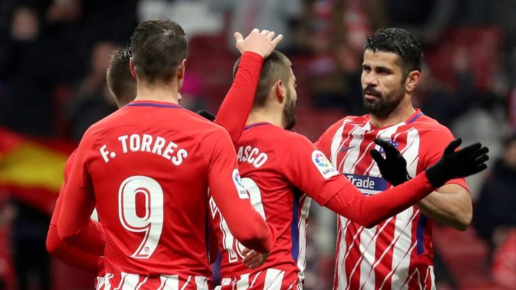 Atletico z Sevillą w najciekawszym ćwierćfinale Pucharu Króla