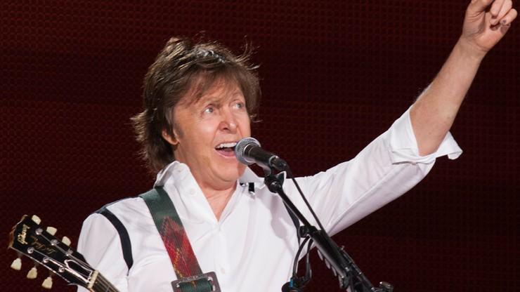 McCartney grał i śpiewał na przyjęciu rosyjskiego miliardera