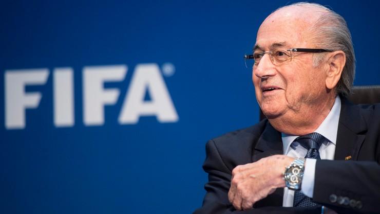 BBC: Blatter nie odchodzi z FIFA? Zmienił zdanie?