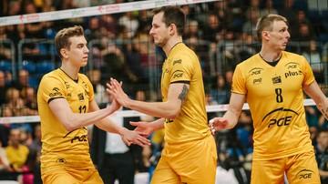 2016-11-16 El. LM: PAOK Saloniki - PGE Skra Bełchatów. Transmisja w Polsacie Sport