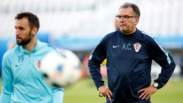 Trener Chorwatów: Portugalia dojdzie aż do finału