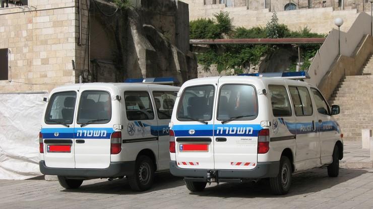 Zaatakował nożem strażników granicznych. Izraelska policja zabiła nożownika z Palestyny