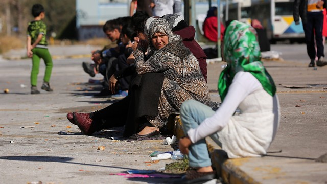700 mln euro na pomoc humanitarną dla uchodźców w UE
