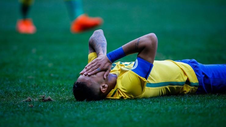 Rio 2016: Falstart Neymara i spółki. Remis Brazylii z RPA