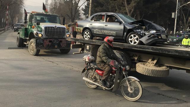 Afganistan: 5 ofiar zamachu samobójcy w Kabulu