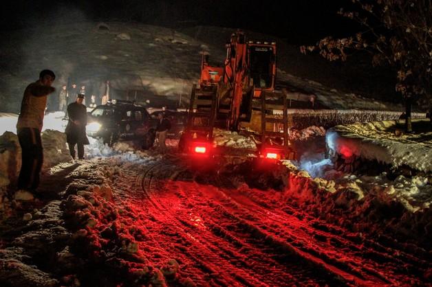 Afganistan: 186 ofiar śmiertelnych lawin śnieżnych