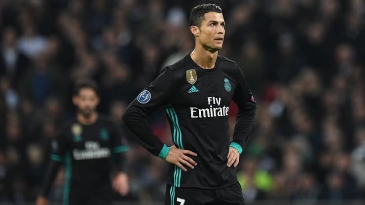 Ronaldo: Nie chcę nowej umowy z Realem Madryt!