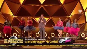 Alvaro Soler porwał publiczność podczas Sylwestrowej Mocy Przebojów