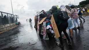 Wenezuela: kolejne masowe demonstracje antyrządowe