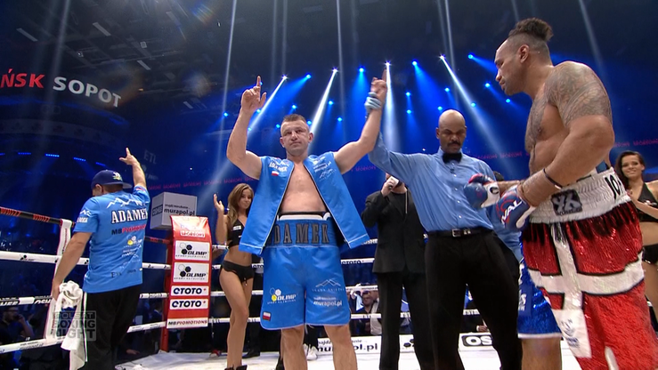 2017-06-24 Polsat Boxing Night: Adamek zdominował rywala! Kapitalny powrót Górala
