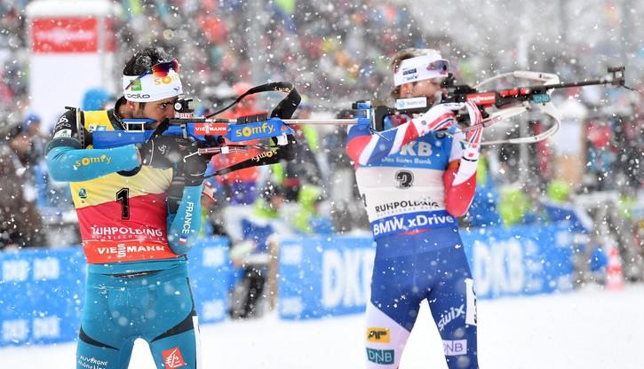 PŚ w biathlonie: W Anterselvie ostatni sprawdzian czołówki przed MŚ