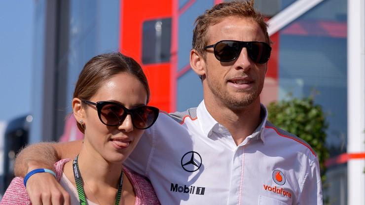 Były mistrz Formuły 1 ożenił się