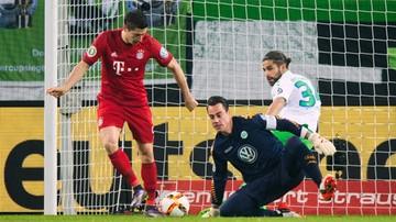 2015-11-01 Puchar Niemiec: Bayern zagra z beniaminkiem