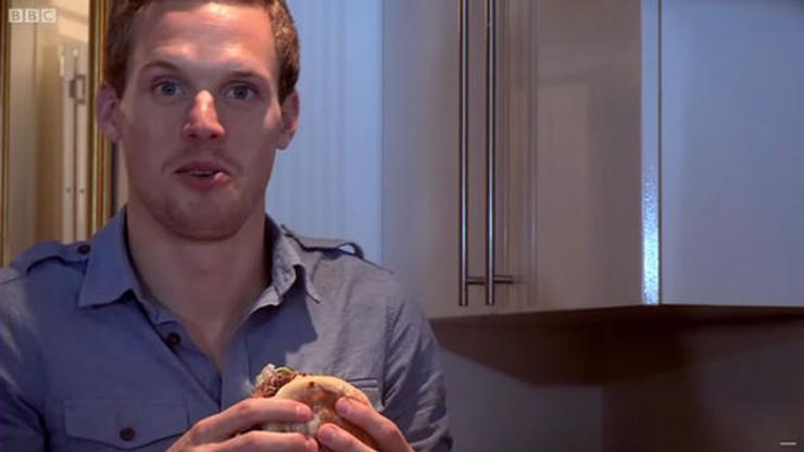 Dziennikarz BBC chciał sprawdzić smak ludzkiego mięsa