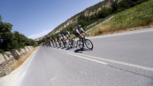 Vuelta a Espana: zwycięstwo Lindemana na 7. etapie, Majka piąty