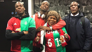 2017-02-17 Rodzina Pogby opanowała Old Trafford!