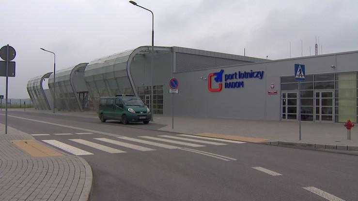 Lotnisko w Radomiu znowu bez regularnych lotów. Powodem - mała liczba pasażerów