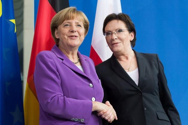 Kopacz i Merkel będą zmieniać klimat