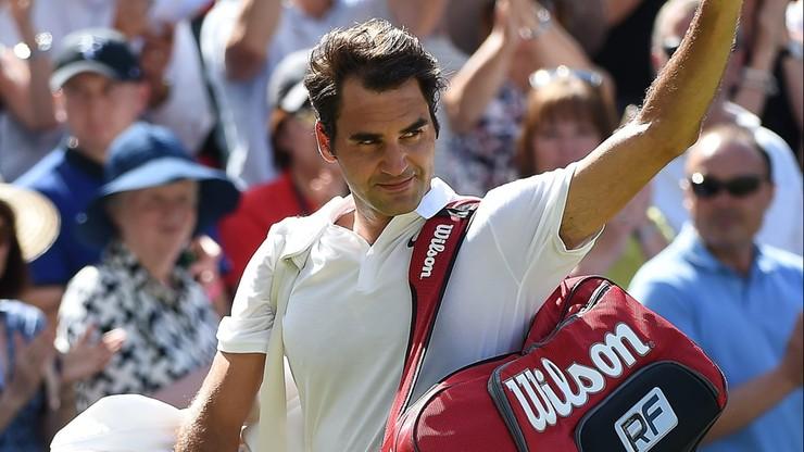 Wimbledon: Federer i Murray na drodze do finału. Transmisja w Polsacie Sport