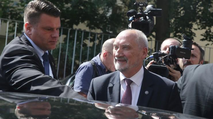 Macierewicz: bez zmian w wymiarze sprawiedliwości wszystkie reformy, które przeprowadziliśmy, mogą zostać zakwestionowane