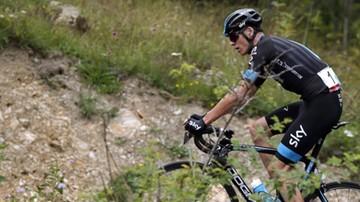 2015-09-03 Vuelta a Espana: Froome wycofał się z wyścigu
