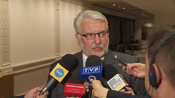 17-03-2017 20:54 Szef MSZ weźmie udział w spotkaniu koalicji do walki z IS