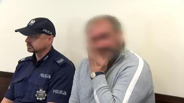 """28-06-2017 16:02 """"Hoss"""" nie powiedział, czy przyznaje się do winy. Płakał, gdy rodzina opuszczała salę sądową"""