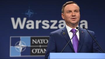 09-07-2016 22:02 Duda: Obama nie widzi zagrożenia dla demokracji w Polsce