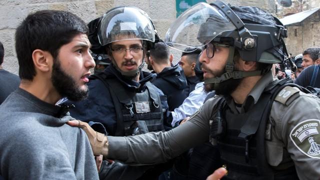 Strefa Gazy: żołnierze izraelscy zastrzelili dwóch Palestyńczyków