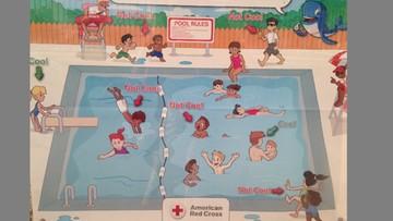 """28-06-2016 21:05 Niepoprawny plakat Czerwonego Krzyża. Bo na nim """"źle zachowują się tylko kolorowe dzieci"""""""